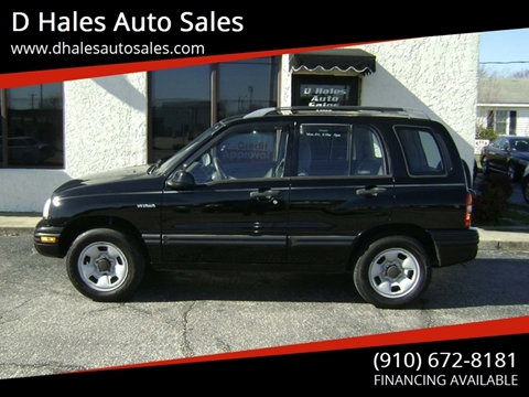1999 Suzuki Vitara for sale in Fayetteville, NC