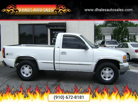 2001 GMC Sierra 1500 for sale in Fayetteville, NC