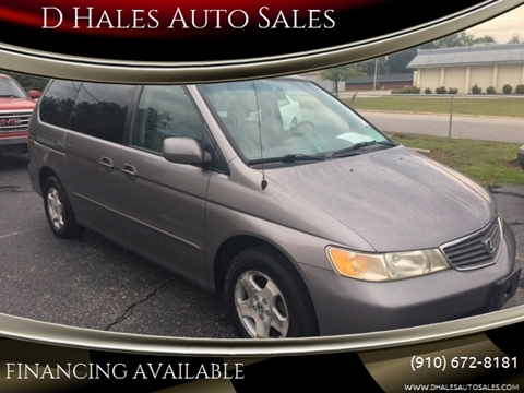1999 Honda Odyssey for sale in Fayetteville, NC