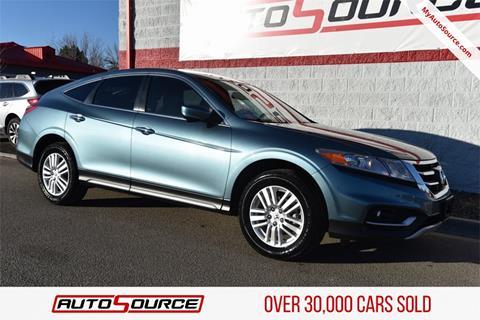 Used Honda Crosstour >> Used Honda Crosstour For Sale In Utah Carsforsale Com