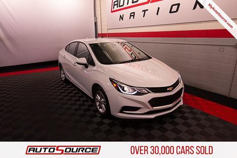 2017 Chevrolet Cruze for sale in Draper, UT