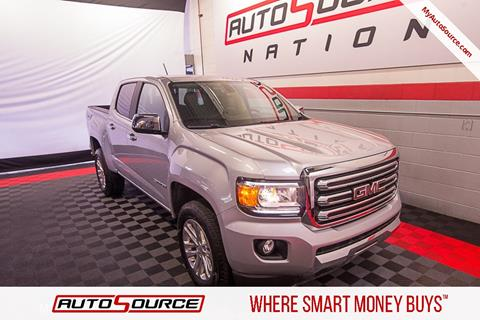 2016 GMC Canyon for sale in Draper, UT
