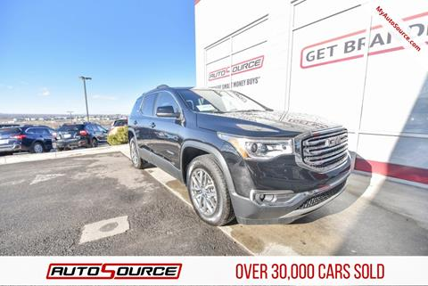 2019 GMC Acadia for sale in Draper, UT