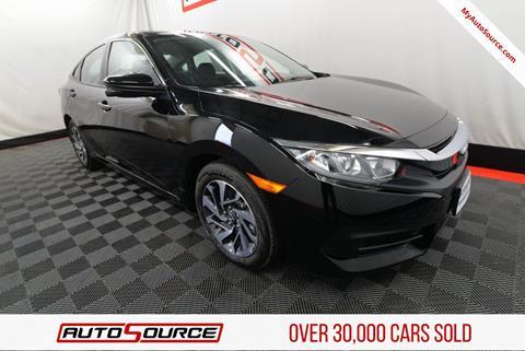 2018 Honda Civic for sale in Draper, UT