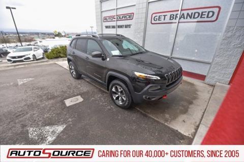 2018 Jeep Cherokee for sale in Draper, UT