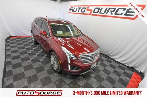 2017 Cadillac XT5 for sale in Draper, UT