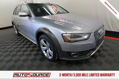2016 Audi Allroad for sale in Draper, UT