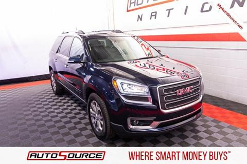 2016 GMC Acadia for sale in Draper, UT