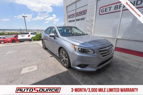 2016 Subaru Legacy for sale in Draper, UT
