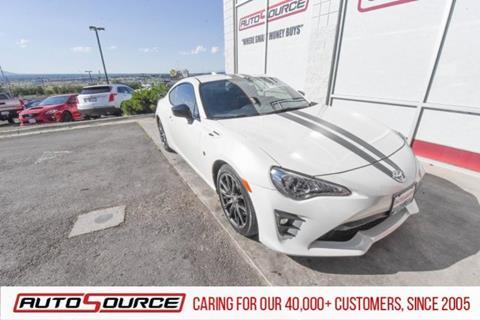 2017 Toyota 86 for sale in Draper, UT