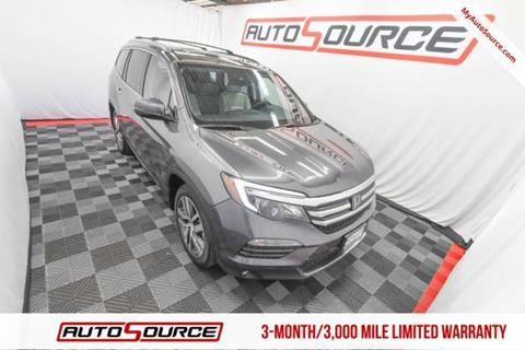 2018 Honda Pilot for sale in Draper, UT