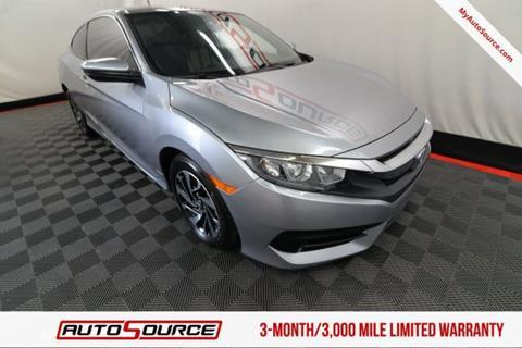 2017 Honda Civic for sale in Draper, UT