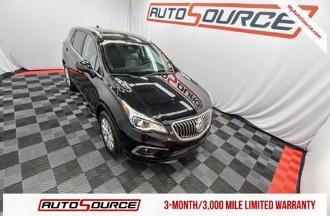 2017 Buick Envision for sale in Draper, UT