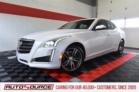 2018 Cadillac CTS for sale in Draper, UT