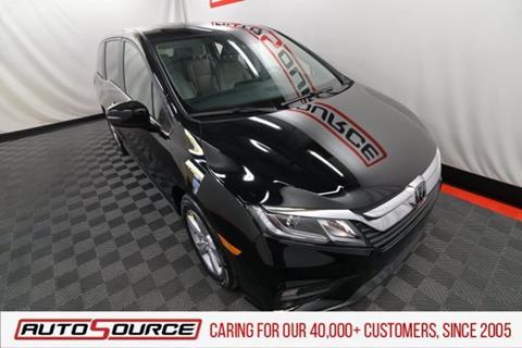 2019 Honda Odyssey for sale in Draper, UT