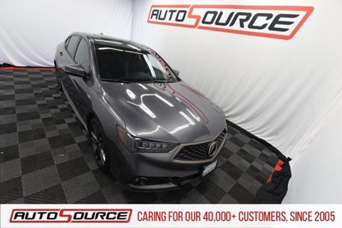 2018 Acura TLX for sale in Draper, UT