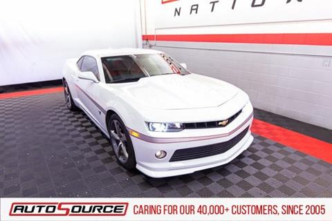 2015 Chevrolet Camaro for sale in Draper, UT