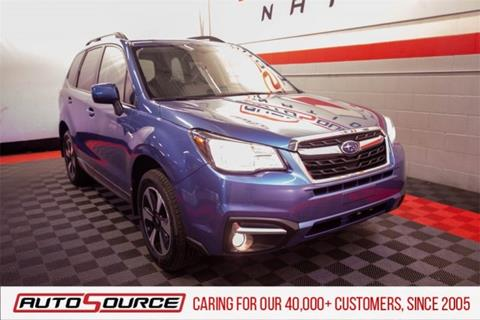 2017 Subaru Forester for sale in Draper, UT