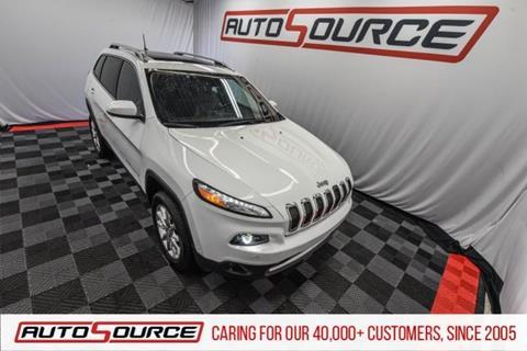 2017 Jeep Cherokee for sale in Draper, UT
