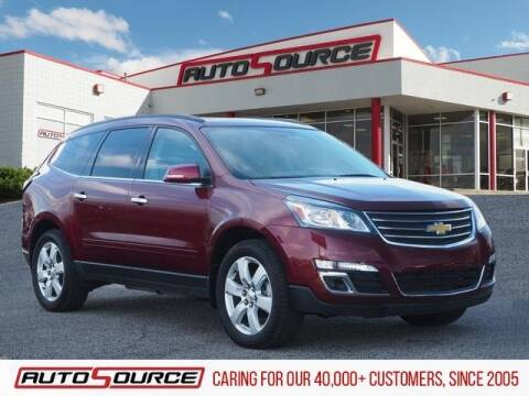 Swell 2017 Chevrolet Traverse For Sale In Draper Ut Evergreenethics Interior Chair Design Evergreenethicsorg
