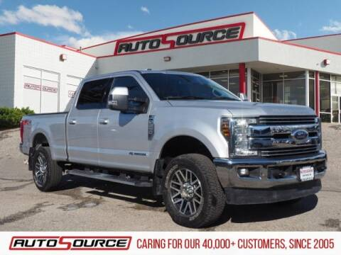 2018 Ford F-250 Super Duty for sale at AutoSource Draper in Draper UT