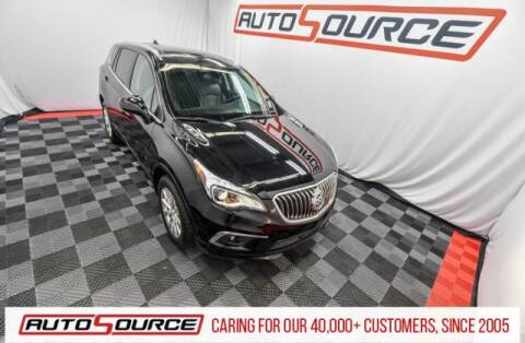 2017 Buick Envision Essence for sale at AutoSource Draper in Draper UT