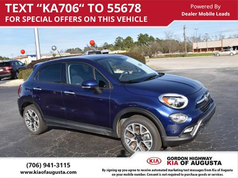 2016 FIAT 500X for sale in Augusta, GA