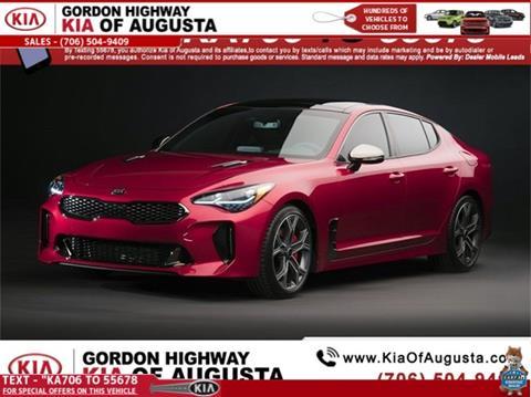 2019 Kia Stinger for sale in Augusta, GA