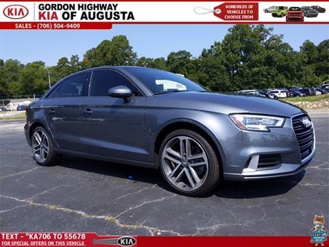 Audi For Sale In Ga >> 2017 Audi A3 For Sale In Augusta Ga
