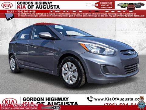 2016 Hyundai Accent for sale in Augusta, GA