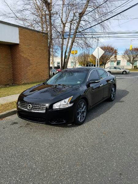 2009 Nissan Maxima For Sale At Eagle Scout Auto Sales In Deer Park NY