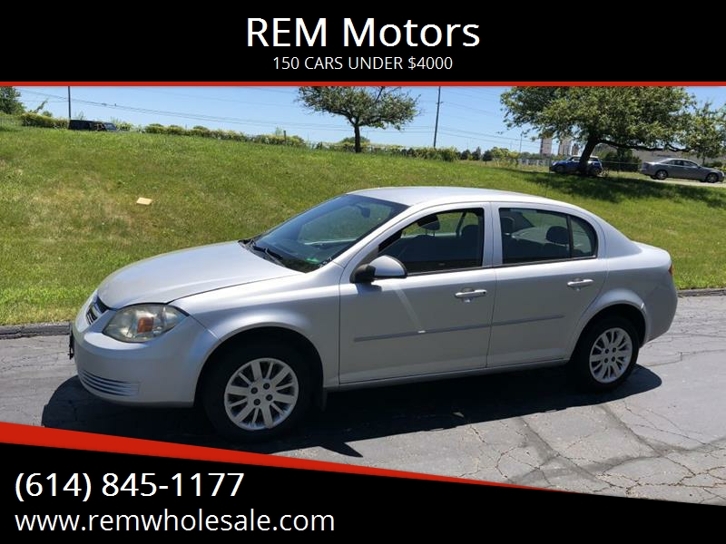 2010 Chevrolet Cobalt For Sale At REM Motors In Columbus OH