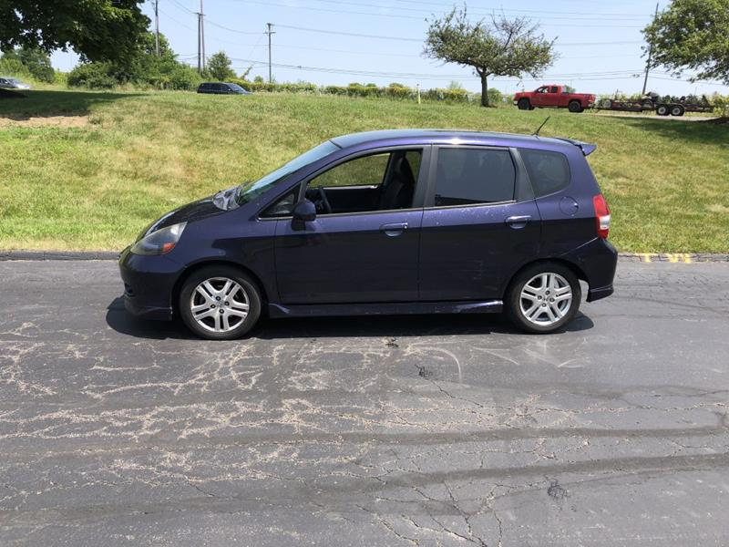 High Quality 2008 Honda Fit For Sale At REM Motors In Columbus OH