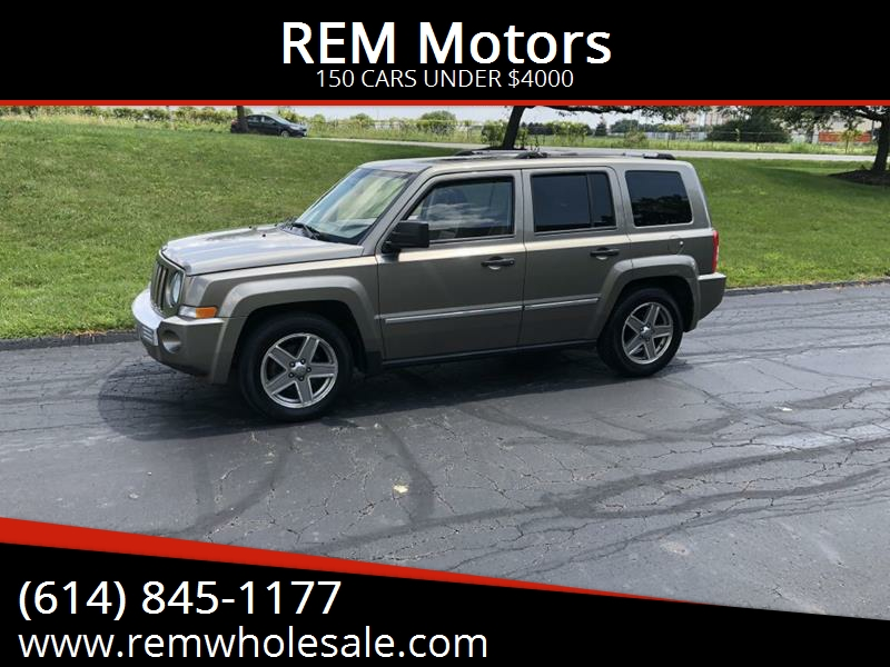 2008 Jeep Patriot For Sale At REM Motors In Columbus OH