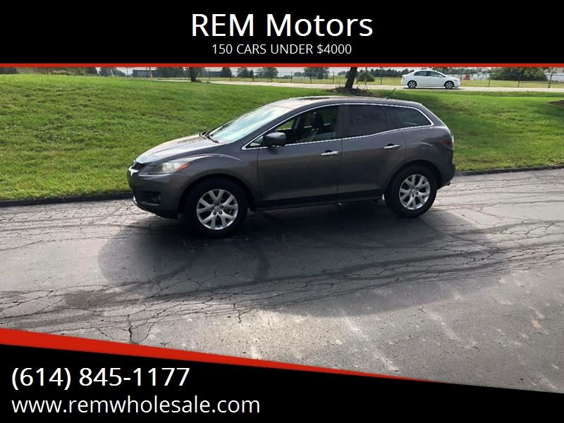 2007 Mazda CX 7 For Sale At REM Motors In Columbus OH