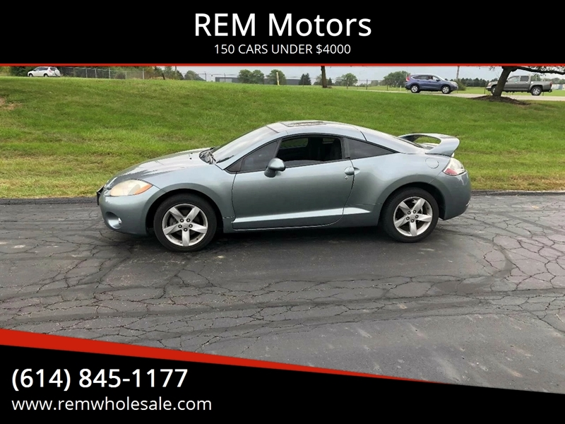 2007 Mitsubishi Eclipse Gs In Columbus Oh Rem Motors