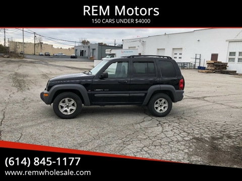 2003 Jeep Liberty for sale in Columbus, OH