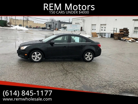 2011 Chevrolet Cruze for sale in Columbus, OH