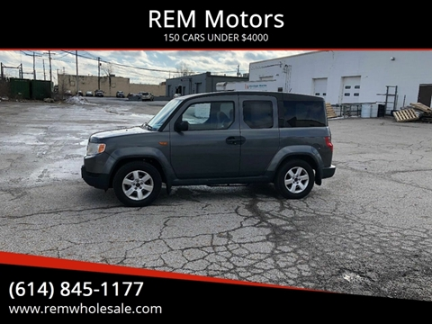 2011 Honda Element for sale in Columbus, OH