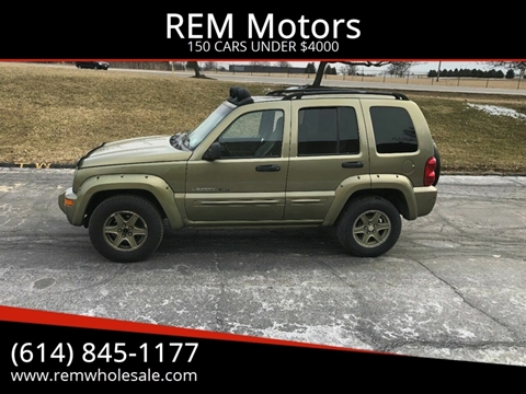 2002 Jeep Liberty for sale in Columbus, OH