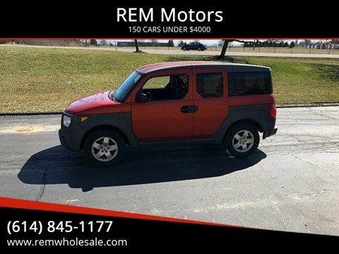 2004 Honda Element for sale in Columbus, OH