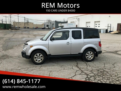 2006 Honda Element for sale in Columbus, OH