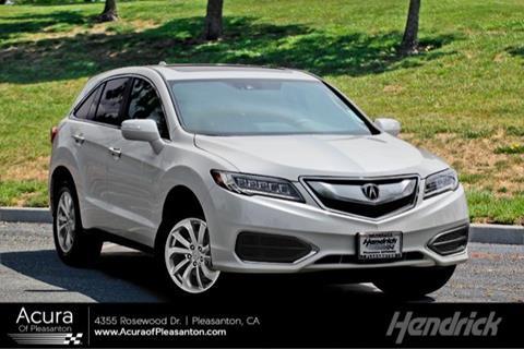 2018 Acura RDX for sale in Pleasanton, CA