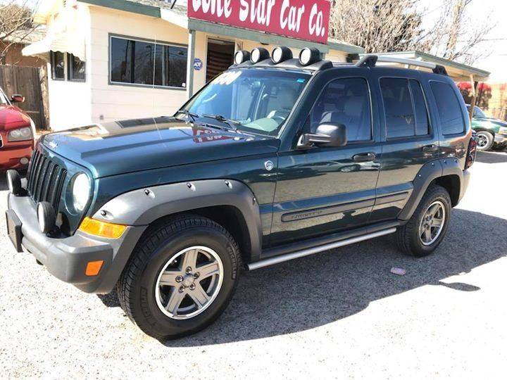 Exceptional 2005 Jeep Liberty For Sale At LONE STAR CAR CO In Lubbock TX