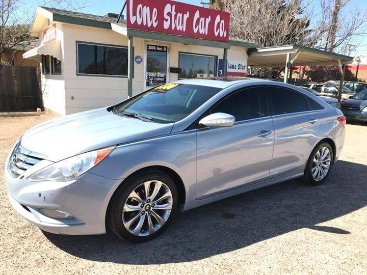2011 Hyundai Sonata For Sale At LONE STAR CAR CO In Lubbock TX