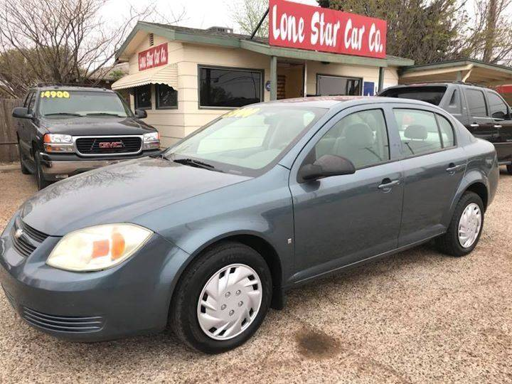 High Quality 2007 Chevrolet Cobalt For Sale At LONE STAR CAR CO In Lubbock TX