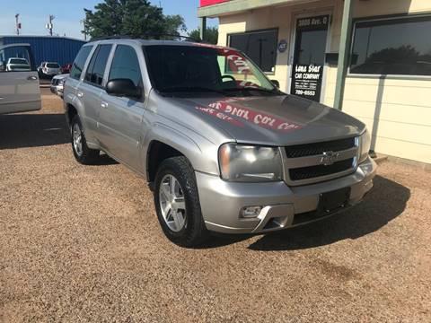 Elegant 2007 Chevrolet TrailBlazer For Sale At LONE STAR CAR CO In Lubbock TX