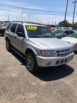 2001 Isuzu Rodeo for sale in Lubbock, TX