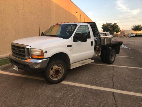 2000 Ford F-550 Super Duty for sale in Arlington, TX