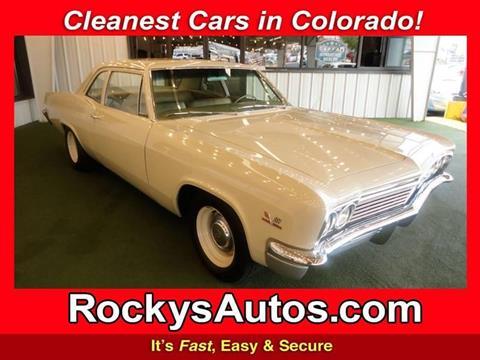 1966 Chevrolet Biscayne for sale in Denver, CO